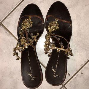 Giuseppe Zanotti sandals 👡